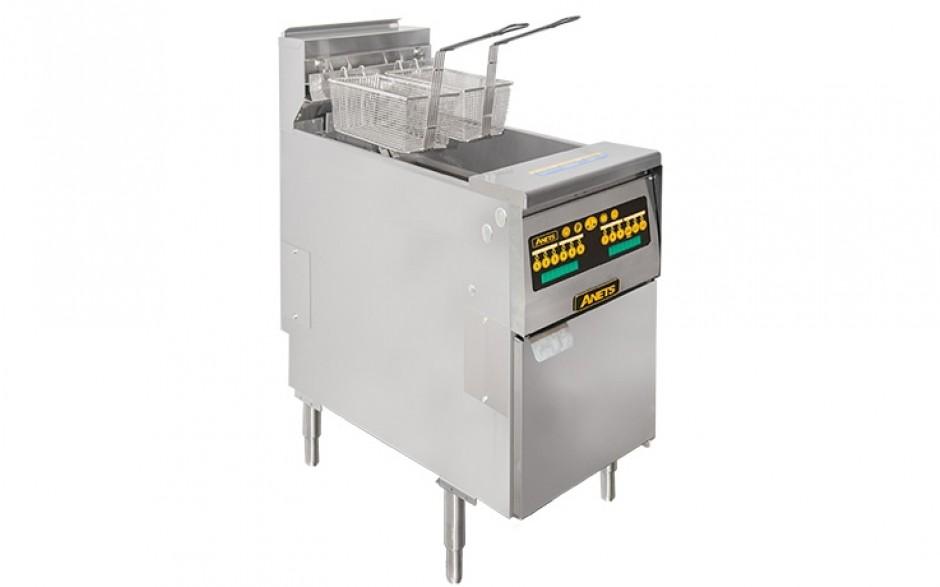 Anets Goldenfry Gas Fryer MX14C.P