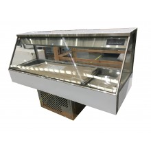 Woodson W.CFS25 5 Module Straight Cold Food Display