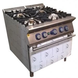 Electrolux 900XP 4 Burner Gas Range with Oven E9GCGH4CV0