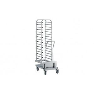 Electrolux Trolley with Tray Rack TRA80ECS20