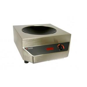 CookTek Heritage Induction Wok MWG5000.400