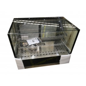 Airex AXH.FDCTSQ.09 Countertop Heated Square Food Display