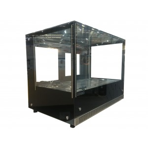 Airex AXR.FDCTSQ.09 Countertop Refrigerated Square Food Display