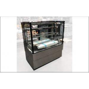 Airex Freestanding Heated Square Food Display AXH.FDFSSQ.12